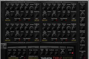 Yamaha TX81Z