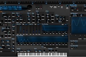 Waldorf Microwave II / XT / XTk editor – monstrumWave 2.9