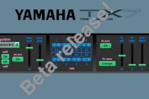 Yamaha TX7 (beta)
