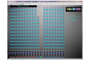 Roland VM-3100 Mixer Map