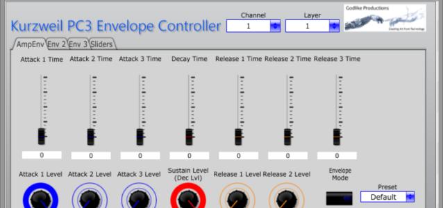 AMP Env Page