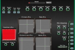 "Roland Aira Bassline TB-3 Midi Editor ""Classic Plus"""
