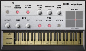Korg Volca Bass Remote