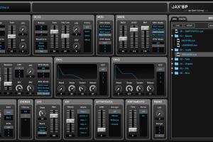 JAX'8P V.2.1.0 – Editor for Roland JX8P