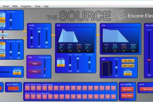 Moog Source