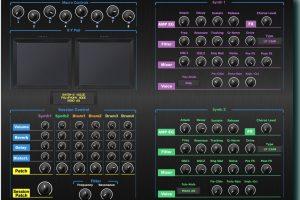 "Novation Circuit ""MIDI EDITOR / REMOTE/ CONTROLLER"""