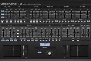Behringer DeepMind 12 Editor and Controller