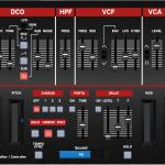 "ROLAND BOUTIQUE JU-06A ""MIDI EDITOR AND CONTROLLER, VST AND STANDALONE"