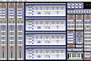 JV PatchEd. – Roland JV-XP Patch Editor