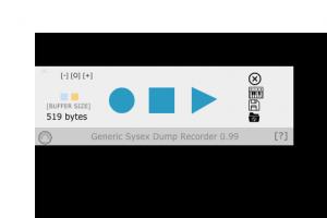 Generic Sysex Dump Recorder