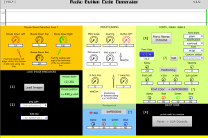 Radio Button Code Generator