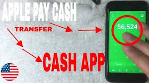 Apple pay to Cash app