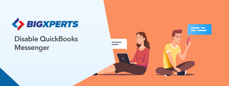 Disable QuickBooks Messenger