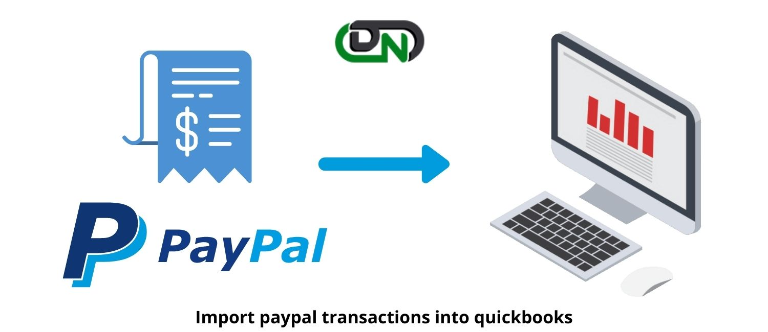 Import PayPal transactions into QuickBooks