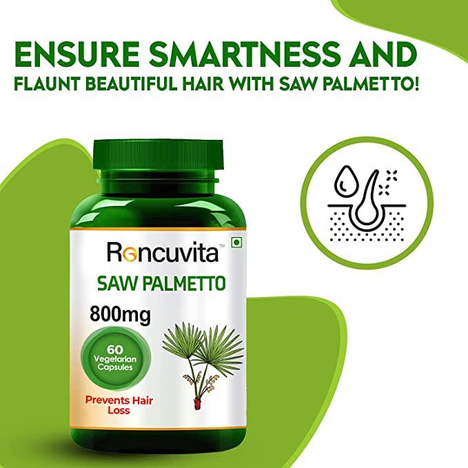 Saw Palmetto Hair Capsule