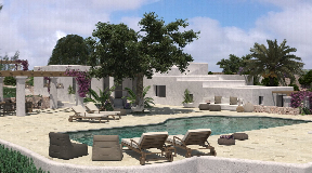 villas for rent IBIZA
