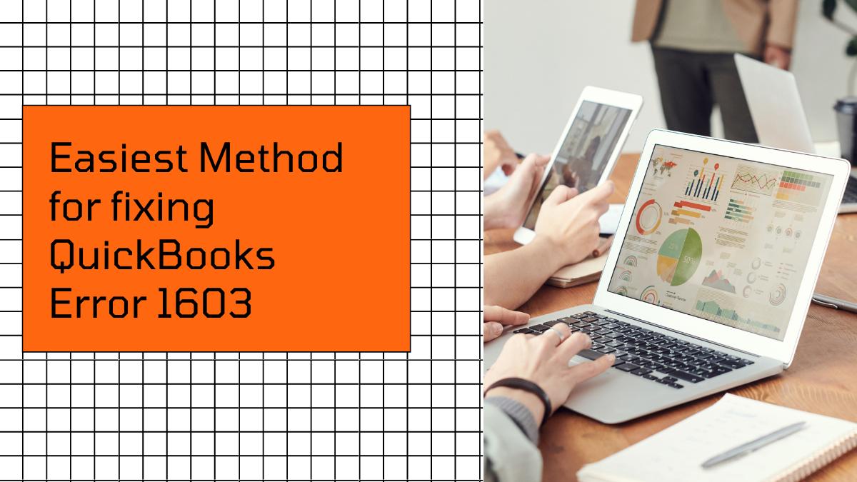 QuickBooks Error 1603