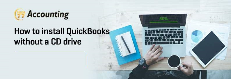 How-to-install-QuickBooks-without-a-CD-drive