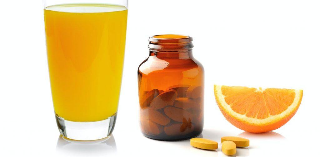 Effervescent Vitamin C Tablets