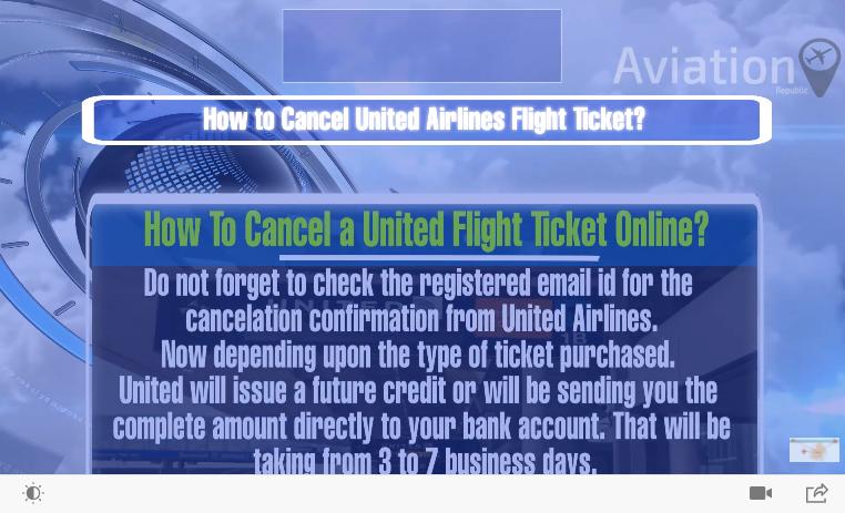 united-flight-cancellation