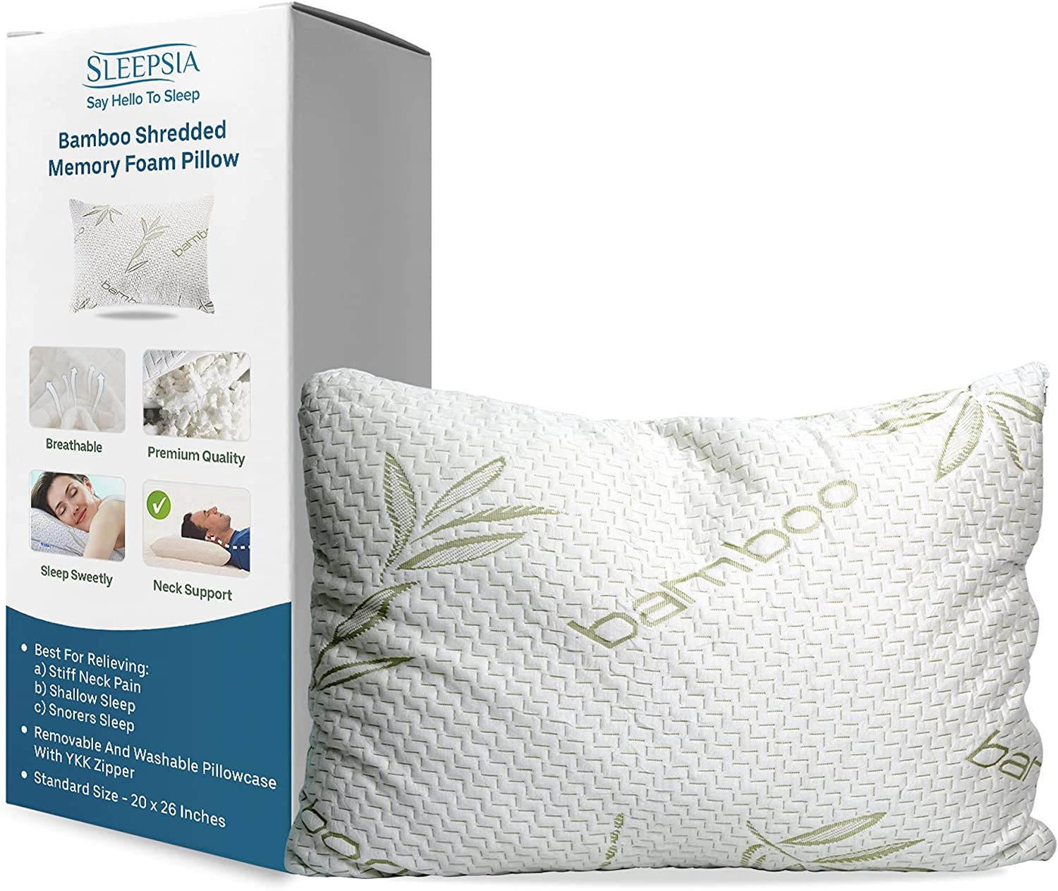 king pillows 2 pack