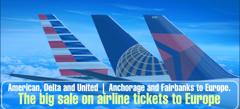 United, American, Delta,The big sale on airline tickets to Europe is back_00000