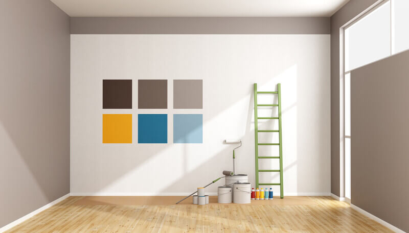 interior painting services in Arlington TX