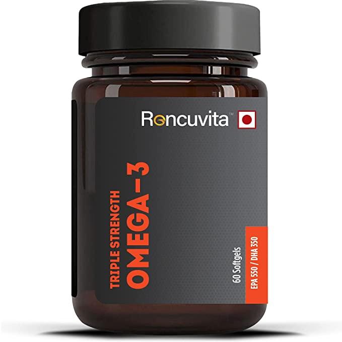 Omega 3 Triple Strength Fish Oil