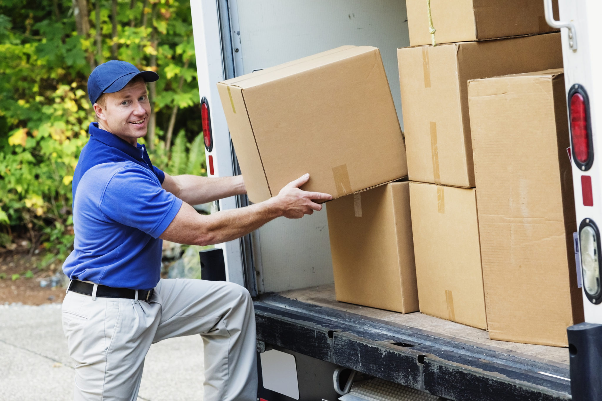 local moving services in Red Oak TX